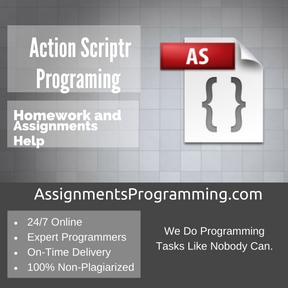 Action Scriptr Programing Assignment Help