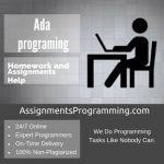Ada programing