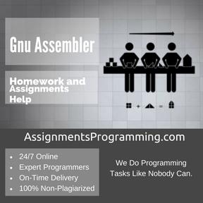 Gnu Assembler Assignment Help