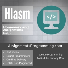Hlasm Assignment Help