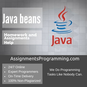 Java beans Assignment Help