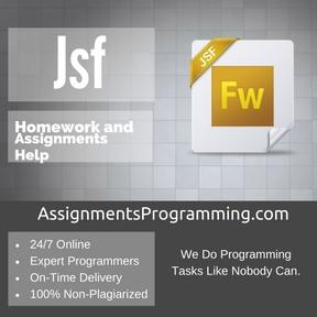 Jsf Assignment Help