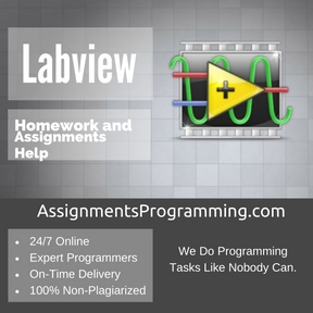 Labview Assignment Help