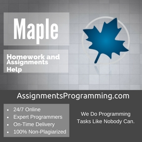 maple-assignment-help