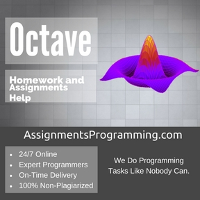 Octave Assignment Help
