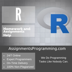 R Assignment Help