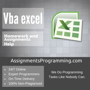 vba-excel-assignment-help